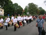 Non-historical marching band